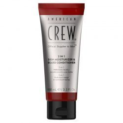 AMERICAN CREW SKINCARE 2 IN 1 SKIN MOISTURIZER & BEARD CONDITIONER 100 ML