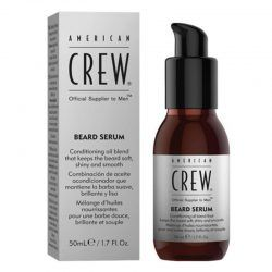 AMERICAN CREW SKINCARE BEARD SERUM 50 ML